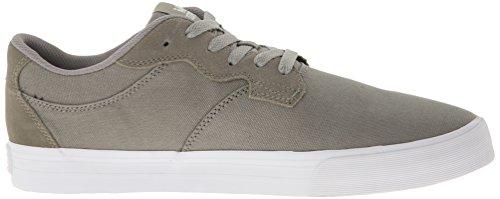 Supra Axle, Sneaker basse Uomo Grey - Dusty Olive-white