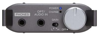 Teac Portable Headphone Amplifier