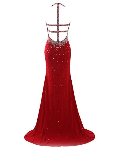 Meerjungfrau Abendkleider Erosebridal Festzug Ballkleid Wulstiger Kleider 8pxqUAT