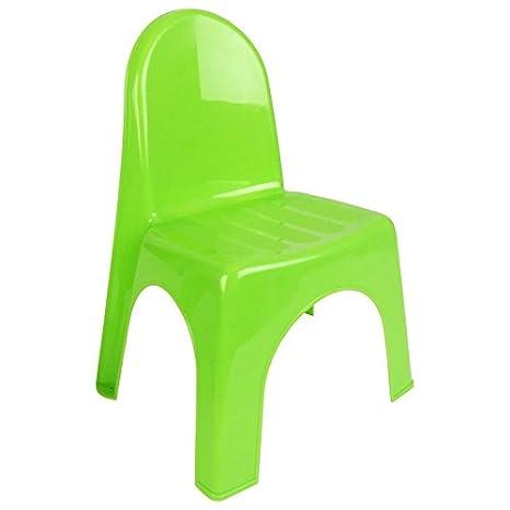 Jardin 4 Chaise Empilable X Plastique Meubles Pour O0nwPk