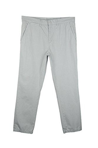 Alexander Mcqueen Men's Trouser Color: Ash Size: - Mcqueen Alexander Men Sale