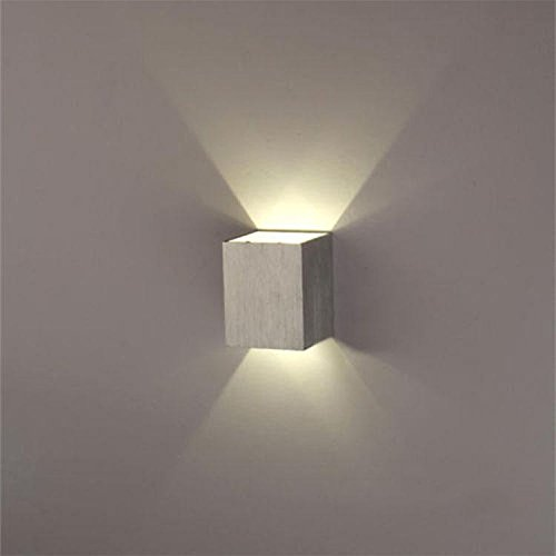 Cube Led Wall Light in Florida - 5