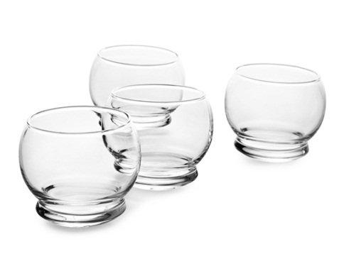 ロッキンググラス 4個セット/normann COPENHAGENブランデーグラス