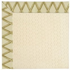 Capel Bamboo (Capel Rugs Zoe-Sugar Mountain Rectangle Machine Tufted Area Rug, 2 by 3', Bamboo)