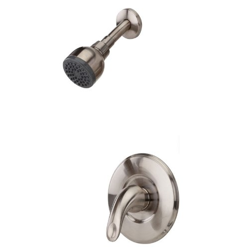 Pfister R89-7SRK Serrano One-Handle Shower Trim, Brushed Nickel by Pfister