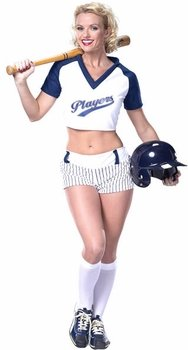 Sexy baseball player costumes