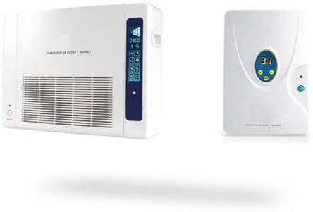 Generador de Ozono Doméstico Digital ionizador purificador de aire ...