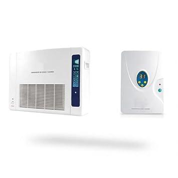 Generador de Ozono Doméstico Digital ionizador purificador de aire: Amazon.es: Hogar