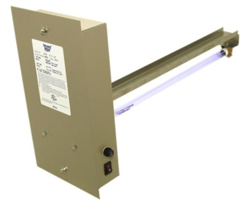 Second Wind - 2018 UV Light Bulb for Germicidal Air Treatment