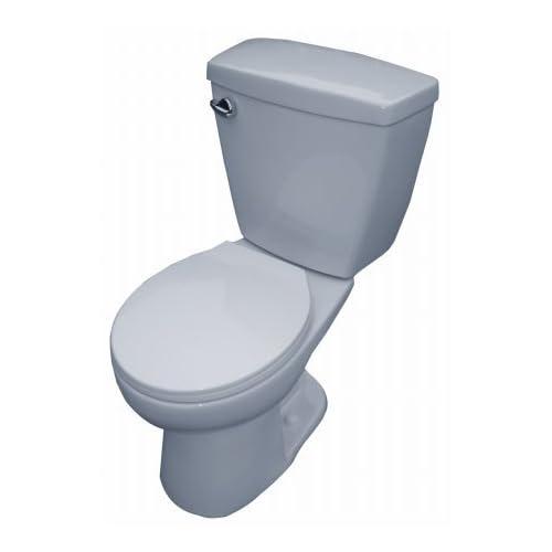 Cascadian Toscano Round Toilet good