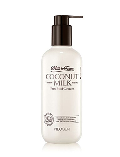 NEOGEN COCONUT MILK PURE MILD CLEANSER 300ml/9.9 FL.OZ.