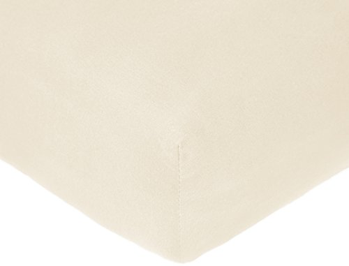 Pinzon 300 Thread Count Organic Cotton Crib Sheet - Natural