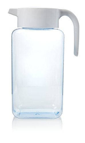 Arrow Plastic Clear Pitcher, 1 gallon