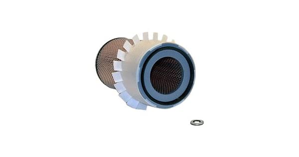 WIX Filters Pack of 1 42631 Heavy Duty Air Filter W//Fin