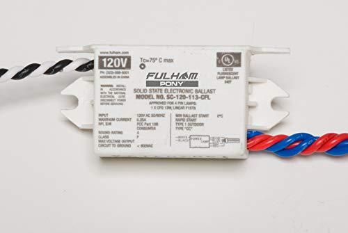 Fulham Lighting SC-120-113-CFL Ballast ()