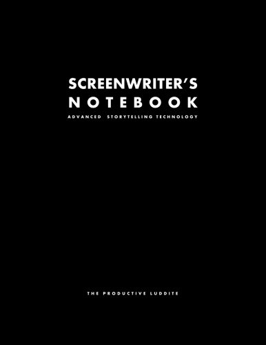 Screenwriters Notebook Advanced Storytelling Technology product image