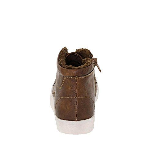 Jane Klain Sneaker Cognac