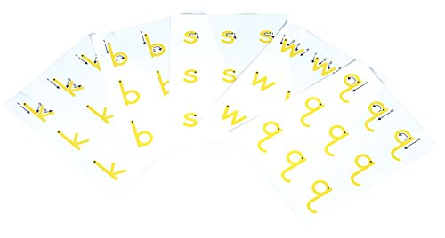 Abilitations Integrations Hi Write Lower Case Alphabet Paper - 104 Page Pack by Abilitations