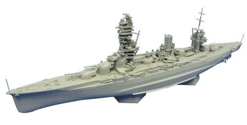 青島文化教材社 1/700 艦船 フルハルモデル 日本海軍戦艦 扶桑 1938の商品画像