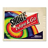 (3 Pack Value Bundle) DVO94354 Wipe & Go Instant Stain Remover, 4.7 x 5.9