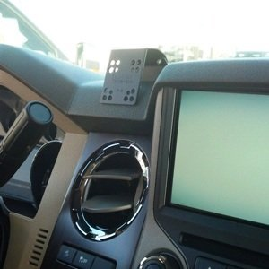 Panavise Brand New Custom InDash Mount for the 2013 Ford F250 F350 ()