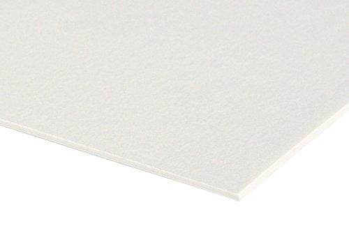 Crescent Premium Cold Press Watercolor Board, 30 x 40 Inches, White, Case of 5
