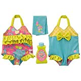 Baby Alive Reversible Outfit – Poolside Cutie Bathing Suit – Medium, Baby & Kids Zone