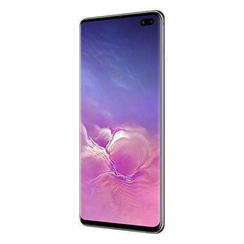 Samsung Galaxy S10 Plus Dual SIM 128GB 8GB RAM 4G LTE (UAE Version) - Prism Black - 1 year local brand warranty