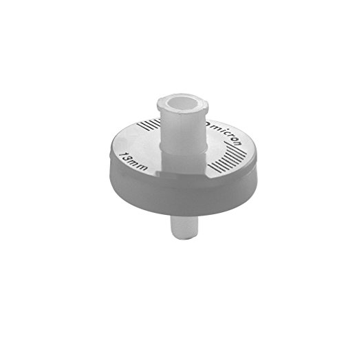 Nylon Omicron SFNY04RB Chromatography Syringe Filters 0.2 Micron Pack of 100 4mm Non-Sterile