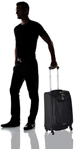 Travelpro Luggage Maxlite 5 Lightweight Expandable Suitcase , Black