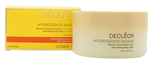 Decleor Gel Moisturizer - Decleor Aromessence Encens Nourishing Body Balm, 4.2 Ounce