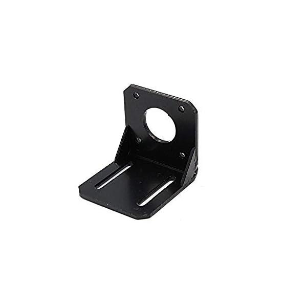 Robocraze Mounting L Bracket of Nema 17 Stepper/Stepping Motor for 3D Printer Reprap | 3D Printer Project