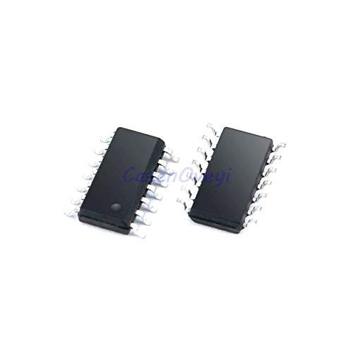 IndustrialMaker 2pcs/lot ATTINY84A-SSU SOP14 ATTINY84A-U 84A-SSU SOP ATTINY84A ATTINY84 SOP-14 IC