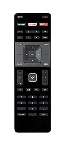 New XRT122 Remote Control for Vizio LCD LED HD TV E28hc1 E24c1 D55U-D1 D55UD1 D58U-D3 D58UD3 D65U-D2 D65UD2 E32-C1 E32C1 E32H-C1 E32HC1 E40-C2 (Lcd Tv Remote Control)