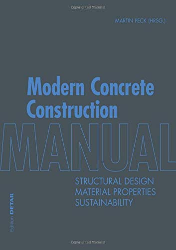 (Modern Concrete Construction Manual (Detail))