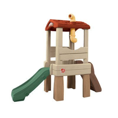 Tot Crawl Climber Slide Ladder Baby Toddler Interactive Play Treehouse Toy Fun by Living Better Now (Image #5)