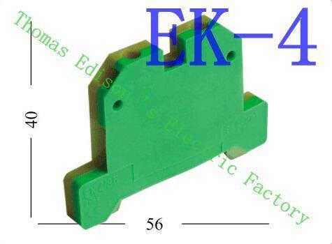 Davitu EK4/35 EK-4/35 Terminal Block Terminal Connector/Cable Connector/Wire Connector/Splice 100PCS/Pack