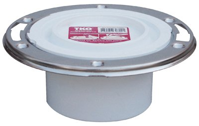 Sioux Chief Closet Flange Tko Pvc Hub 3 '' by Sioux Chief Mfg