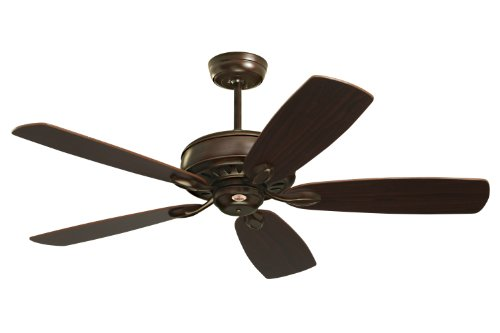 Emerson Ceiling Fans CF901VNB Prima Energy Star Ceiling Fan With Wall Control, Light Kit Adaptable, Venetian Bronze Finish (Venetian Wall Lamp)