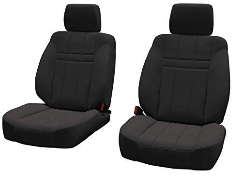 Front Seats: ShearComfort Custom...