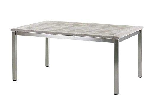 Diamond Garden Belmont Tischplatte f. Tischgestell San Marino 160x100cm Seawash