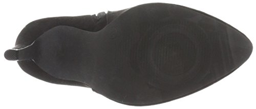 Stiletto Black 26 Women's Bootees Classic Bianco Boot 49116 Black 1Bqxw5