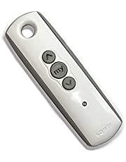 Somfy Telis 1 RTS Pure Remote, 1 Channel