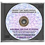 BMV Quantum Subliminal CD End Fear of Spiders: Overcome Arachnophobia (Ultrasonic Phobia Series)