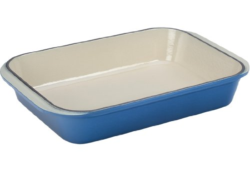 Le Creuset Enameled Cast-Iron 5-1/4-Quart Rectangular Baking Dish, Marseille
