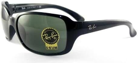 Ray-Ban Women's 4068 Oversized Wrap Sunglasses