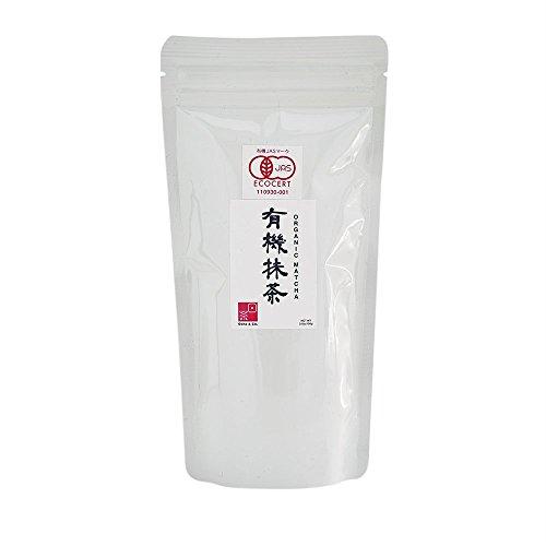 (Ocha & Co. Premium Organic Japanese Green Tea Matcha Powder 100g 3.5oz)