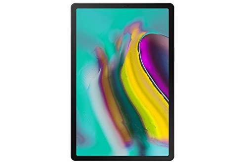 """Samsung Galaxy Tab S5e 10.5"""" SuperAMOLED LTE 4GB RAM 64GB (UAE Version) - Black"""