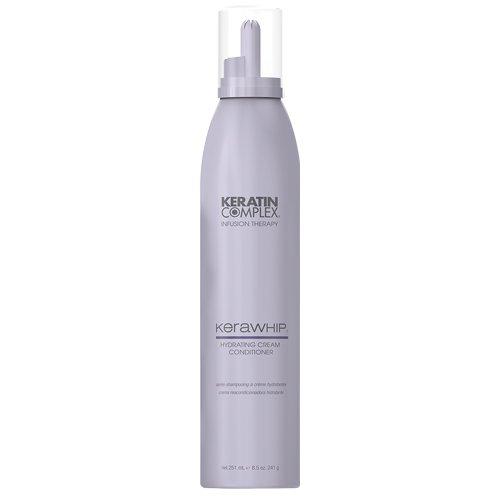 Cream Hydrating Conditioner - Keratin Kerawhip Hydrating Cream Conditioner Hair Spray, 8.5 Ounce