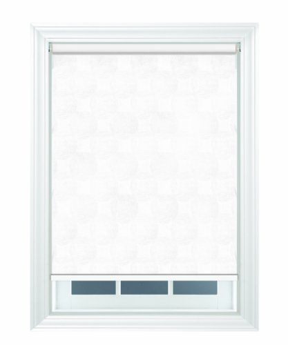 Bali Window Solutions 73-1/4 by 72-Inch Roller Shade, Swirl Cream (Bali Window Solutions compare prices)
